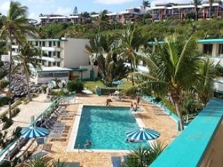 2 Bdr Condo on the water in the beautiful Caribbean - Bolongo Bay vacation rentals
