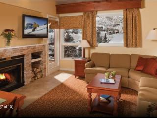 Luxury Marriott condo ~ 2 full bathrooms ~Sleeps 6 - Vail vacation rentals