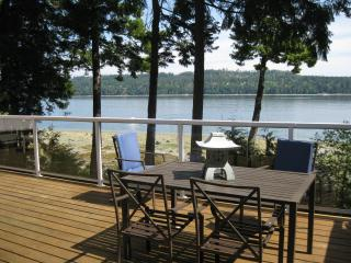 AFFORDABLE OCEANFRONT - MID-VANCOUVER ISLAND! - Fanny Bay vacation rentals