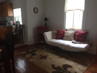 Lower Garden District Comfortable 2nd floor Apt - Louisiana vacation rentals