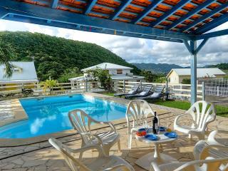 * Villa avec piscine sur les hauteurs de Sainte An - Miami Beach vacation rentals