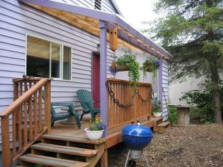 Nice 1 bedroom Sitka Apartment with Deck - Sitka vacation rentals