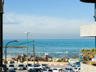 Sea view 3 bedrooms with parking near the beach - Israel vacation rentals