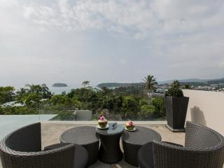 The heights superb sea view luxury apartment (THC1) - Kata vacation rentals