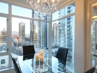 Downtown's Beautiful & Modern Corner Suite 2BD - Vancouver vacation rentals