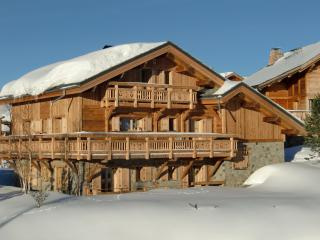 Exclusive 5 * Chalet - Ski from door - Alpe d'Huez - L'Alpe-d'Huez vacation rentals