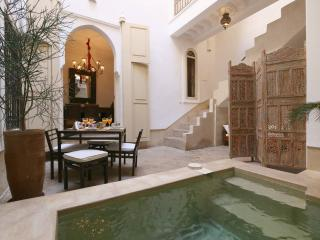 Comfortable 4 bedroom Marrakech House with A/C - Marrakech vacation rentals