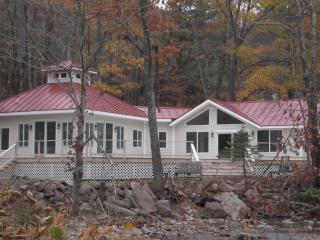 SUNNY Catskill Mountain Retreat On Stream - Chichester vacation rentals