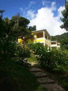 Mango Garden Cottages - Studio upstairs - Portsmouth vacation rentals