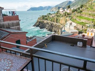 Beautiful 1 bedroom Vacation Rental in Manarola - Manarola vacation rentals