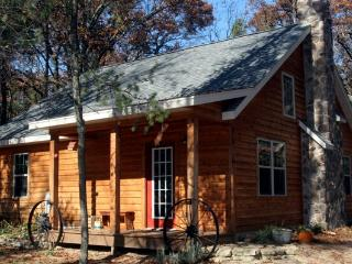 Carl's Cabins /The Timbered Treasure/ Adams WI. - Wisconsin vacation rentals