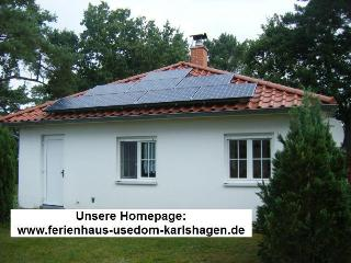 Vacation Home in Karlshagen - 2147483647 sqft, quiet, bright, spacious (# 4720) - Usedom Island vacation rentals