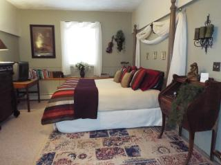 The Homestead - Private Suite,Cornell,Ithaca, B&B - Trumansburg vacation rentals