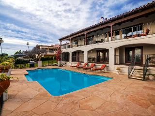 Riviera city and ocean view home with pool and hot tub - Vista Riviera - Santa Barbara vacation rentals