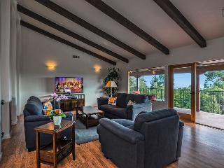 Riviera city and ocean view home with pool and hot tub - Vista Riviera - Santa Barbara vacation rentals