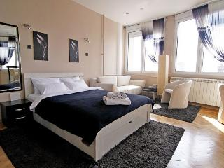 CENTRAL Studio with amazing PANORAMIC VIEW! - Belgrade vacation rentals