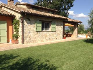 Le Bonheur - Todi among olive groves, vineyards - Todi vacation rentals