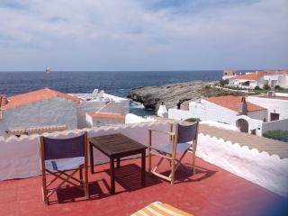 Perfect 2 bedroom Binibeca Villa with Deck - Binibeca vacation rentals
