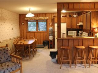 Located at Base of Powderhorn Mtn in the Western Upper Peninsula, An Enjoyable Duplex with Private Whirlpool Tub 1 Block from Main Ski Lodge - Ironwood vacation rentals