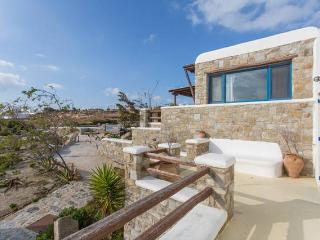 House with Pool&Sea View in Ornos-2 - Ornos vacation rentals