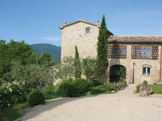 La Buia Luxury Villa 'The Tobacco Tower' Umbria - Lippiano vacation rentals