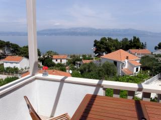 Apartments Zava - app for 4+1,  great sea view - Sutivan vacation rentals