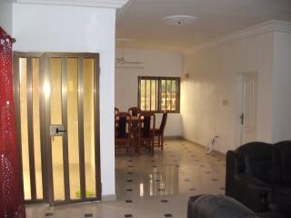 3 bedroom House with A/C in Cotonou - Cotonou vacation rentals