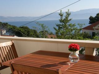 Zava apartment - balcony with stunning sea view - Sutivan vacation rentals