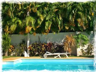 Gîte Mangoplaya, face à la mer des Caraïbes - Deshaies vacation rentals