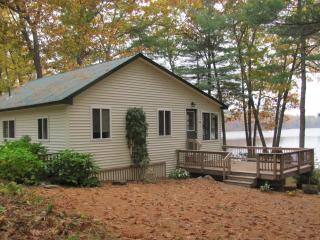 Private Lakeside Cottage in Wayne Maine - Kennebec vacation rentals