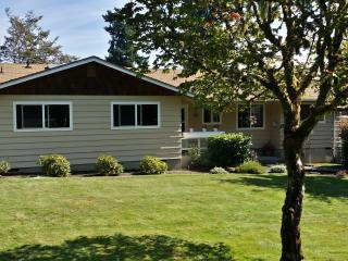 Seaside View Available for the US Open 2015 - Puget Sound vacation rentals