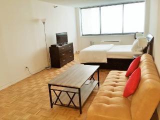 Furnished studio 10m to Manhattan(NYC) Jersey city - Newport vacation rentals