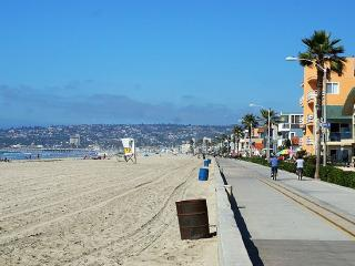 34 Steps to Beautiful Mission Beach - San Diego vacation rentals