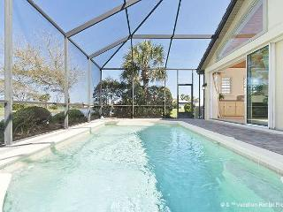 KingFisher Home, Private Heated Pool Screen Lanai, new HDTVs - Palm Coast vacation rentals