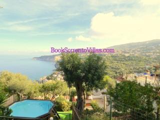VILLA LOBRA - SORRENTO PENINSULA - Massa Lubrense - Campania vacation rentals