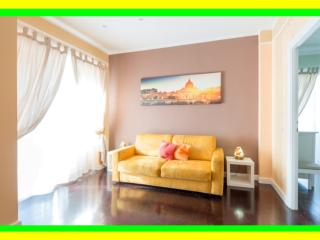 """Longhi Holidays House"" 4 People WiFi near Metro - Vatican City vacation rentals"