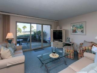 1746 Bluff Villas - Beautiful views. Quick walk to South Beach Marina Area. - Hilton Head vacation rentals