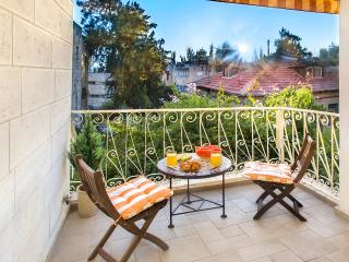 Bright Condo with Internet Access and A/C - Jerusalem vacation rentals