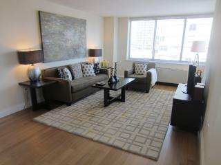 Lux Chelsea 2BR w/gym, Sundeck,WiFi - New York City vacation rentals