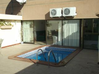 2 bedroom penthouse apt with private splash pool - Fuengirola vacation rentals