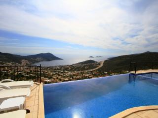 4 Bedrooms Seculed Villa Aslan in Kalkan - Antalya Province vacation rentals