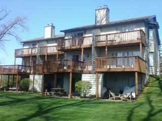 Riverside 8 - Weekly stays begin on Fridays - South Haven vacation rentals