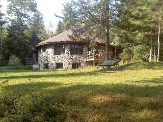 The Round House on  53 Private Wooded Acres - Swanville vacation rentals