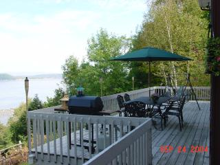 Spectacular view of  St. Laurent River - Quebec City vacation rentals