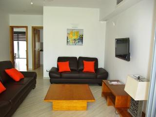 New two-bedroom condo in a beachfront complex (L2) - Las Terrenas vacation rentals