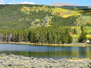 Sunny 4BR 2BA Cabin Property on Lower Beaver Lake, San Isabel National Forest - Leadville vacation rentals