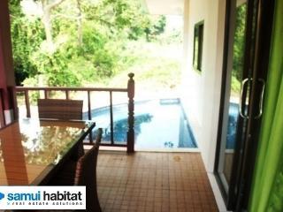 Villa Carmen - Bang Kao - Koh Samui - 2 chambres - Koh Samui vacation rentals