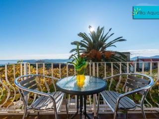Villa Aquarius - Apartment 1 mit Balkon - Orasac vacation rentals