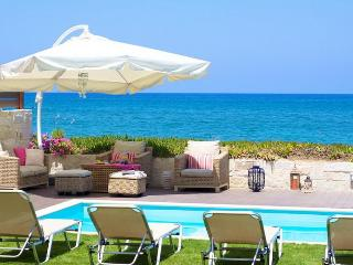 Beachfront Property only 1 klm to the City Center! - Rethymnon vacation rentals