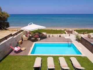 Beachfront Property Espera only 1 km to City Center - Rethymnon vacation rentals